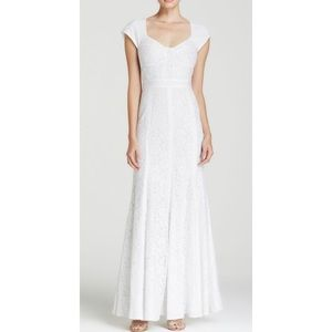 Diane von Furstenberg Maio Lace Wedding Gown Dress